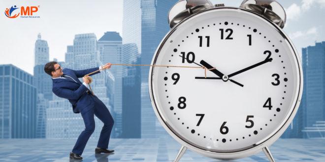 5 Mẹo quản lý thời gian hiệu quả dành cho nhà lãnh đạo